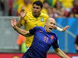 [世界杯]三四名决赛:巴西VS荷兰 上半场
