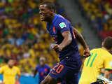 [世界杯]扬马特下底横传 维纳尔杜姆推射破门