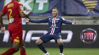 [圖]姆巴佩迪馬利亞傳射 巴黎4-1勝法乙隊晉級