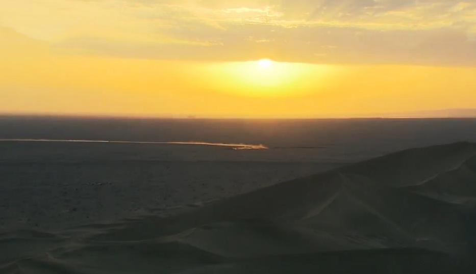 《远方的家》 20200221 大好河山 苍茫大地 沙漠风光