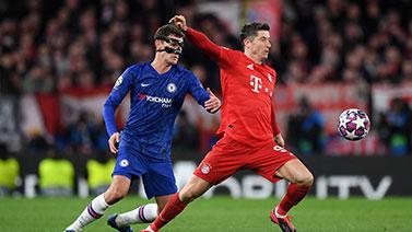 [歐冠]1/8決賽:切爾西VS拜仁慕尼黑 完整賽事