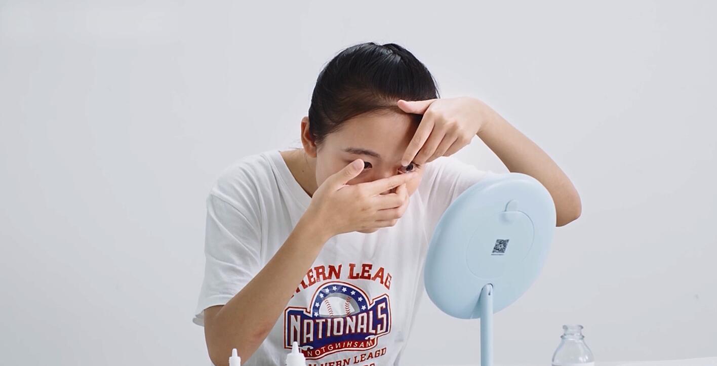 如何配戴OK鏡? 00:01:38