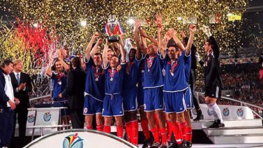 [足球之夜]20200624 欧洲杯 国家记忆——法国队