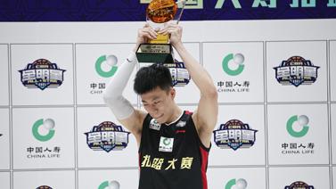 [篮球公园]20210326 最耀眼的新星——张镇麟