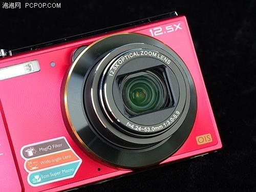 12.5X光变小长焦 明基GH200相机评测_IT台