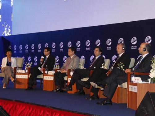 """""""汽车金融与中国的汽车服务""""的讨论"""