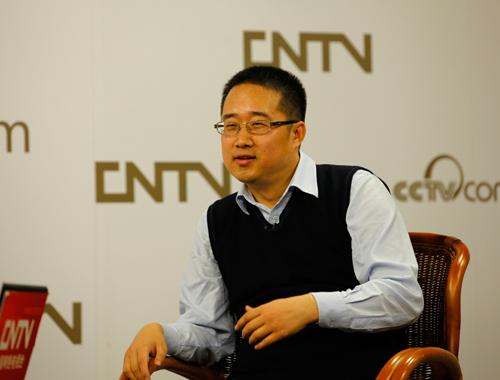 央视网专访刘万永