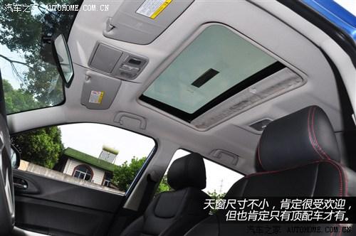 长安 长安汽车 长安cs35 2012款 1.6l 手动豪华型
