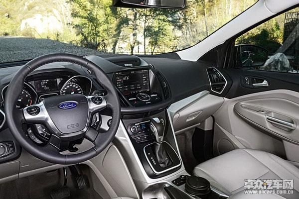 剑指途观/CR-V  长安福特首款SUV翼虎发布 卓众汽车网