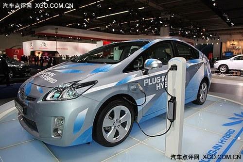 回到未来 预赏广州车展概念/新能源车型