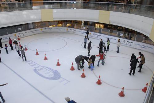 LEXUS雷克萨斯花样滑冰免费开放日