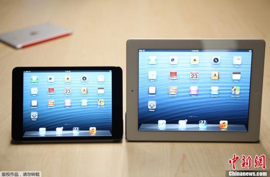 三星苹果再战专利权iPad4受波及或遭禁售