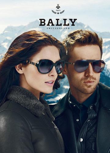 Bally x TWC-L'AMY 推出首款眼镜系列