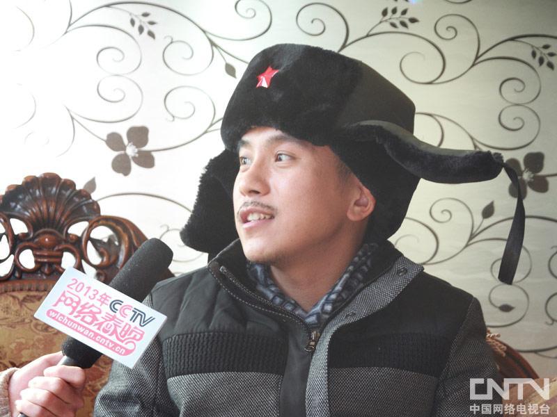 《归乡》陈印泉接受采访