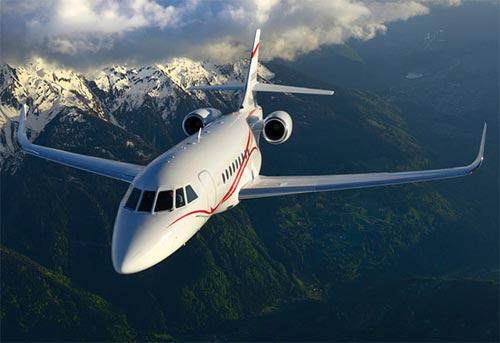 猎鹰2000lxs最远航程达4000海里