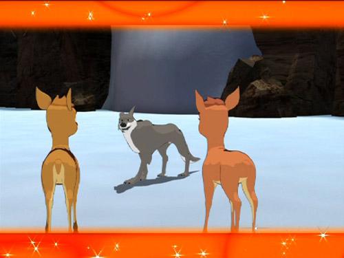 动画片《藏羚王》