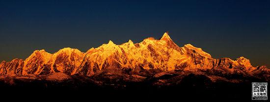 美丽的神山