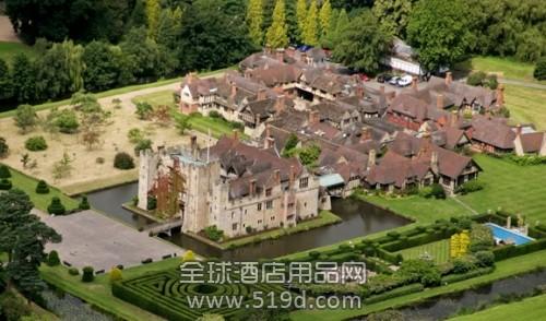 住进海韦尔城堡酒店 听亨利八世的爱情故事