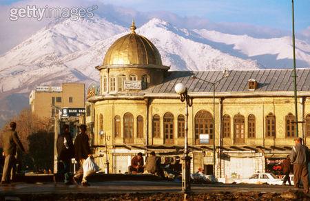 离开德黑兰 走进伊朗的沙漠小镇