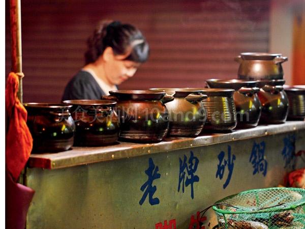 街边的潮州菜
