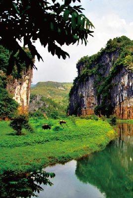 江南分布着如珠玑般的私家园林。