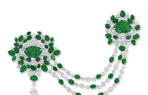格拉夫珠宝会亲自参与宝石诞生的每一个步骤.
