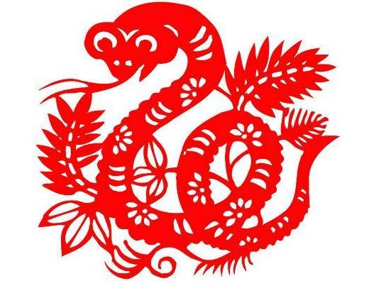 趣味剪纸蛇蛇年剪纸图案与蛇剪纸教程大全