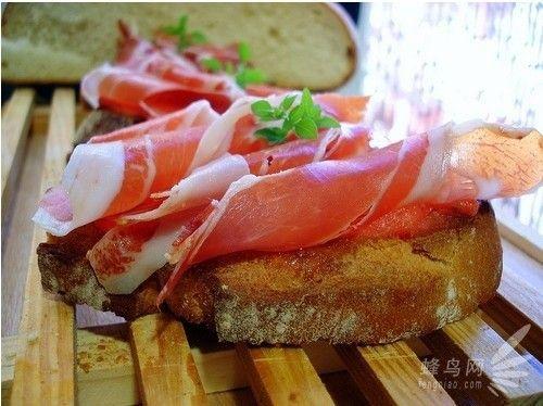 经典味道美名扬西班牙火腿是怎样炼成的