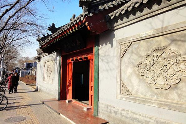 平安大街 一路都是老北京
