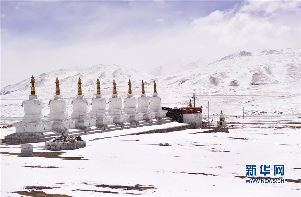 雪域藏北 风景壮美如画