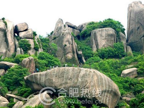 清明小长假踏青出游景点推荐——安庆巨石山篇