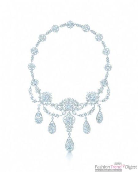蒂芙尼经典珠宝设计作品
