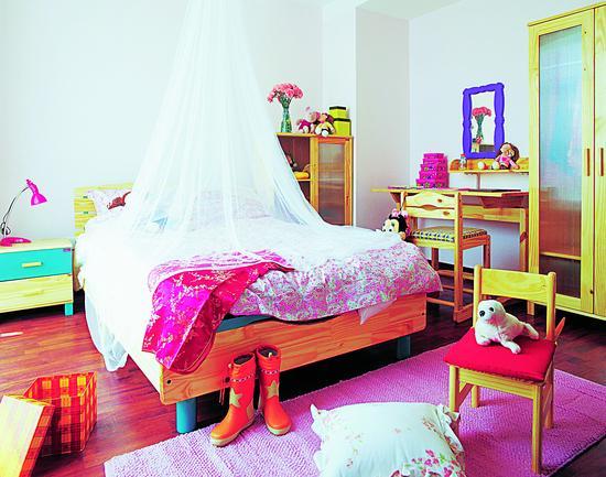 儿童画画和房间怎么画