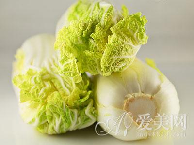 盘点白菜的七种营养做法 天然且健康