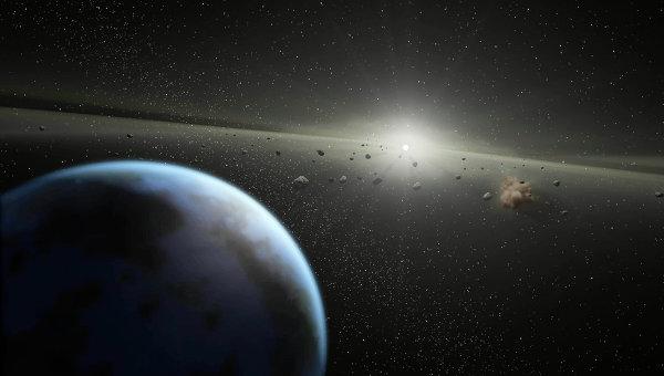 НАСА считает самым опасным астероид 1999 RQ36