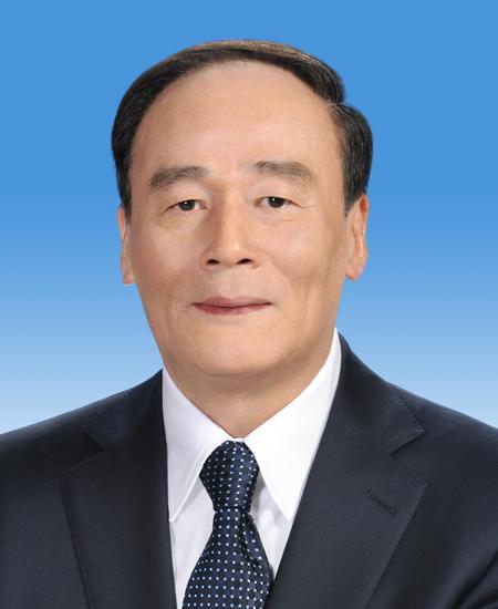 王岐山同志简历