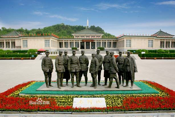 武乡县八路军太行纪念馆-山西省 长治市红色旅游系列景区