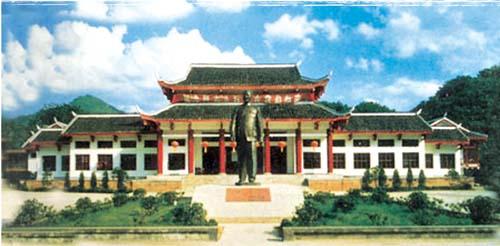 桑植县贺龙故居和纪念馆-湖南省 张家界市红色旅游系列景区
