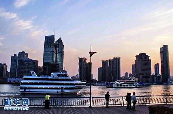Национальный день туризма  в Шанхае