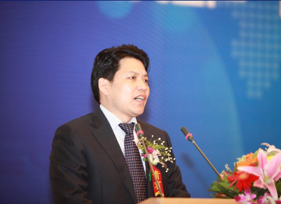 中国国际门业展览会秘书长陈伟