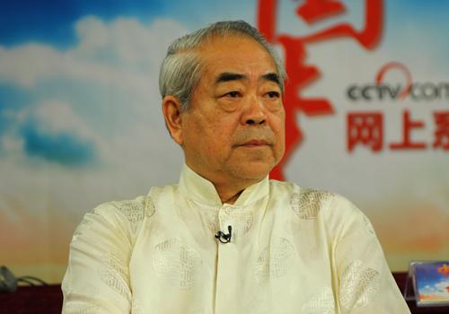中国艺术研究院中国文化研究所研究员范曾