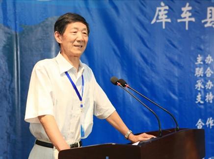 中国文物保护基金会常务副理事长 杨志军