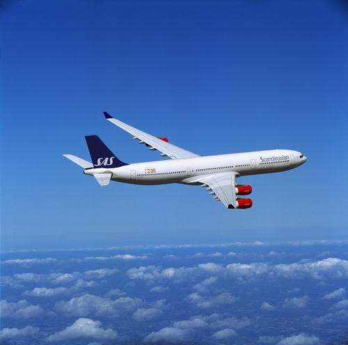 北欧航空往返欧洲仅人民币3800元起
