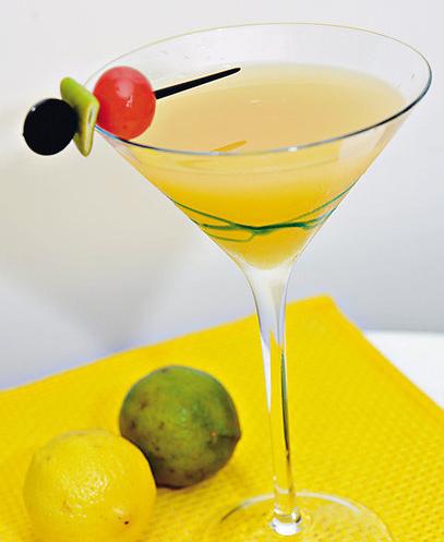 古巴异域风情海明威钟情的鸡尾酒