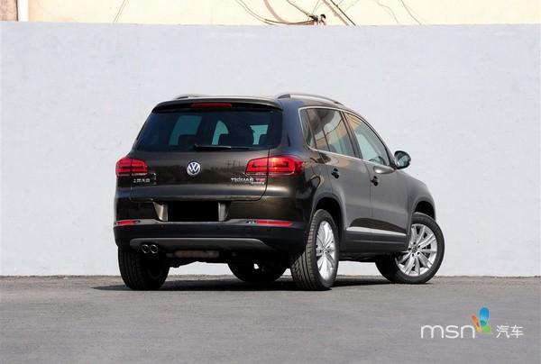 最低不足10万 15款20万元的合资SUV推荐