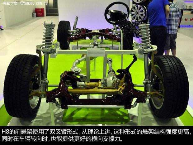 哈弗长城汽车哈弗H82013款 基本型