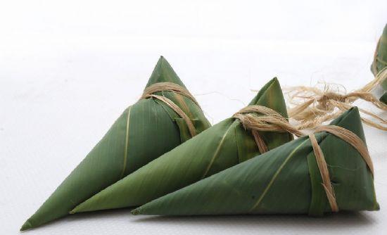 方粽子的包法图解