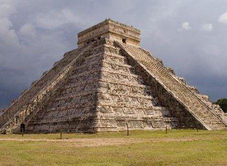 墨西哥的奇琴伊察遗址
