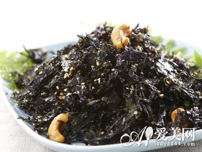 重金属 蔬菜/9.紫菜、海带的重金属含量比海鱼、贝类要高