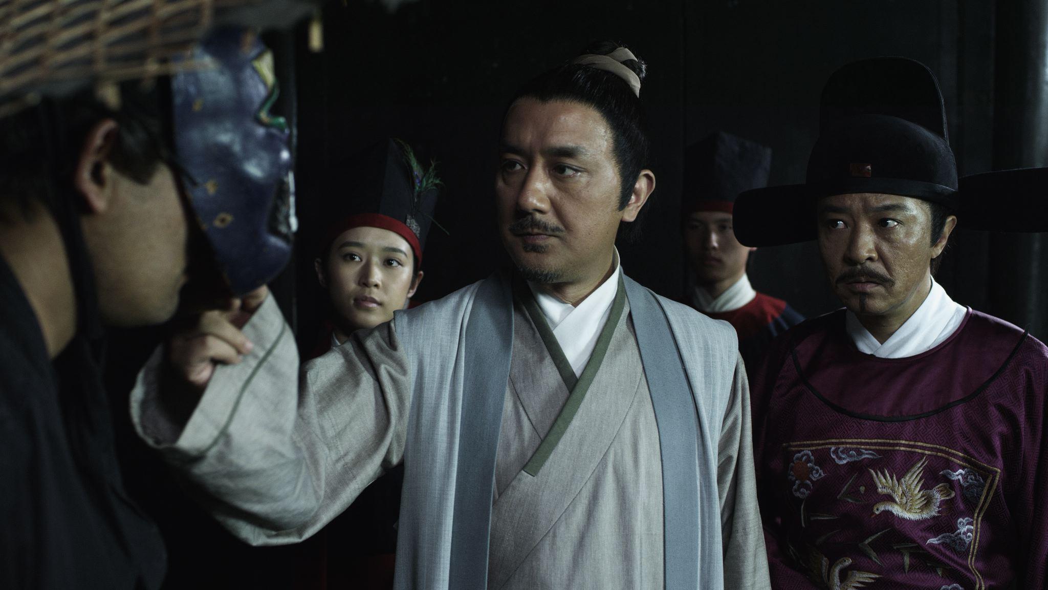 35集古装悬疑断案剧《大明按察使》